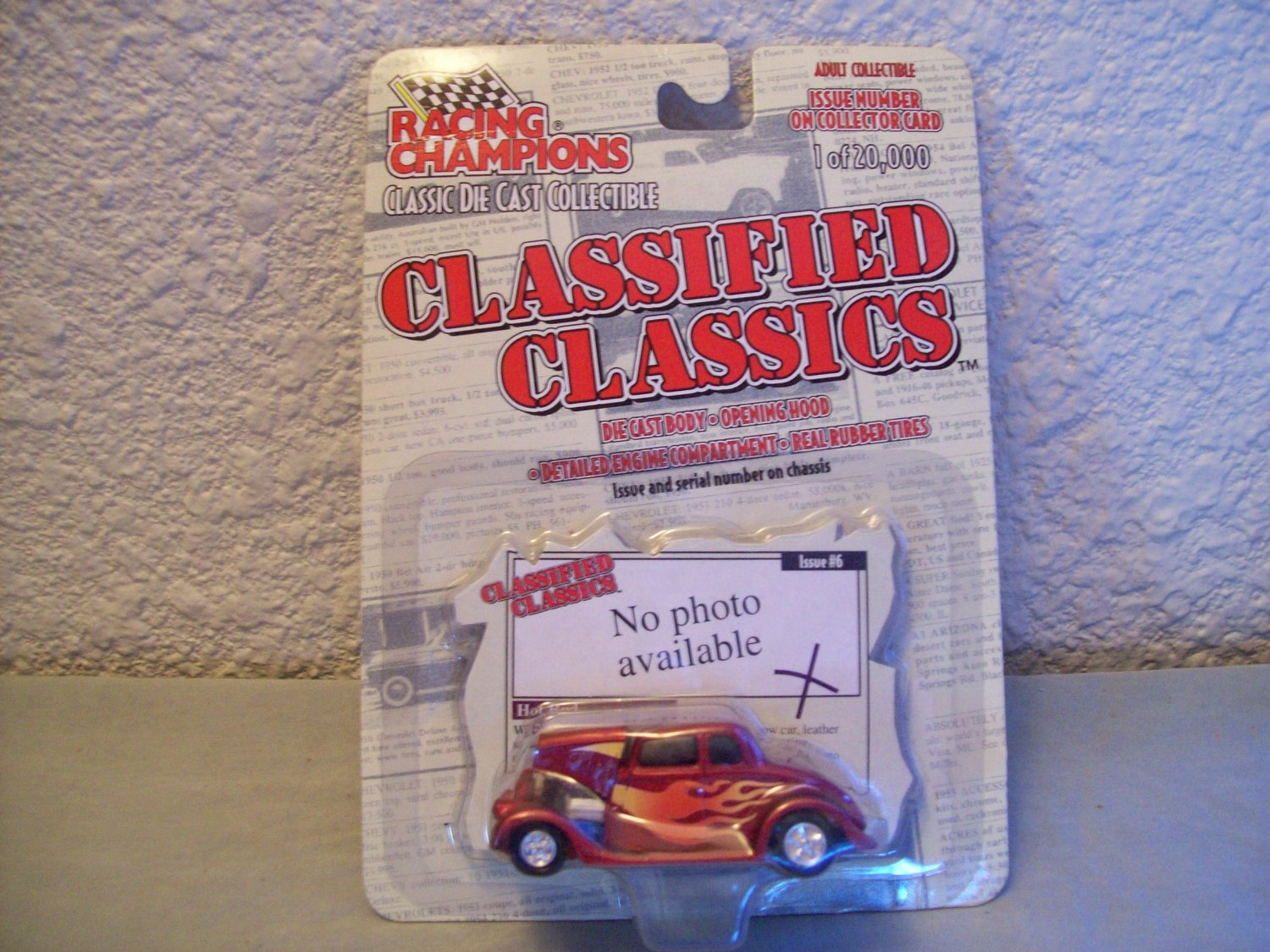Racing Champions Classified Classics 1933 Willy\'s Coupe