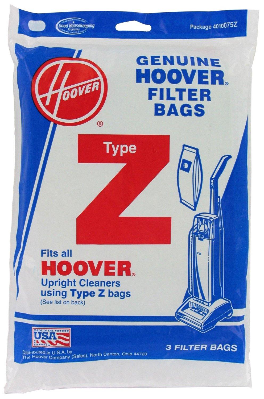 HOOVER VACCUM BAG