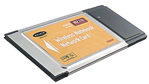 Belkin F5D6020 Wireless Notebook Network Card