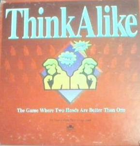 Think Alike the Game Where Two Heads Are Better Than One