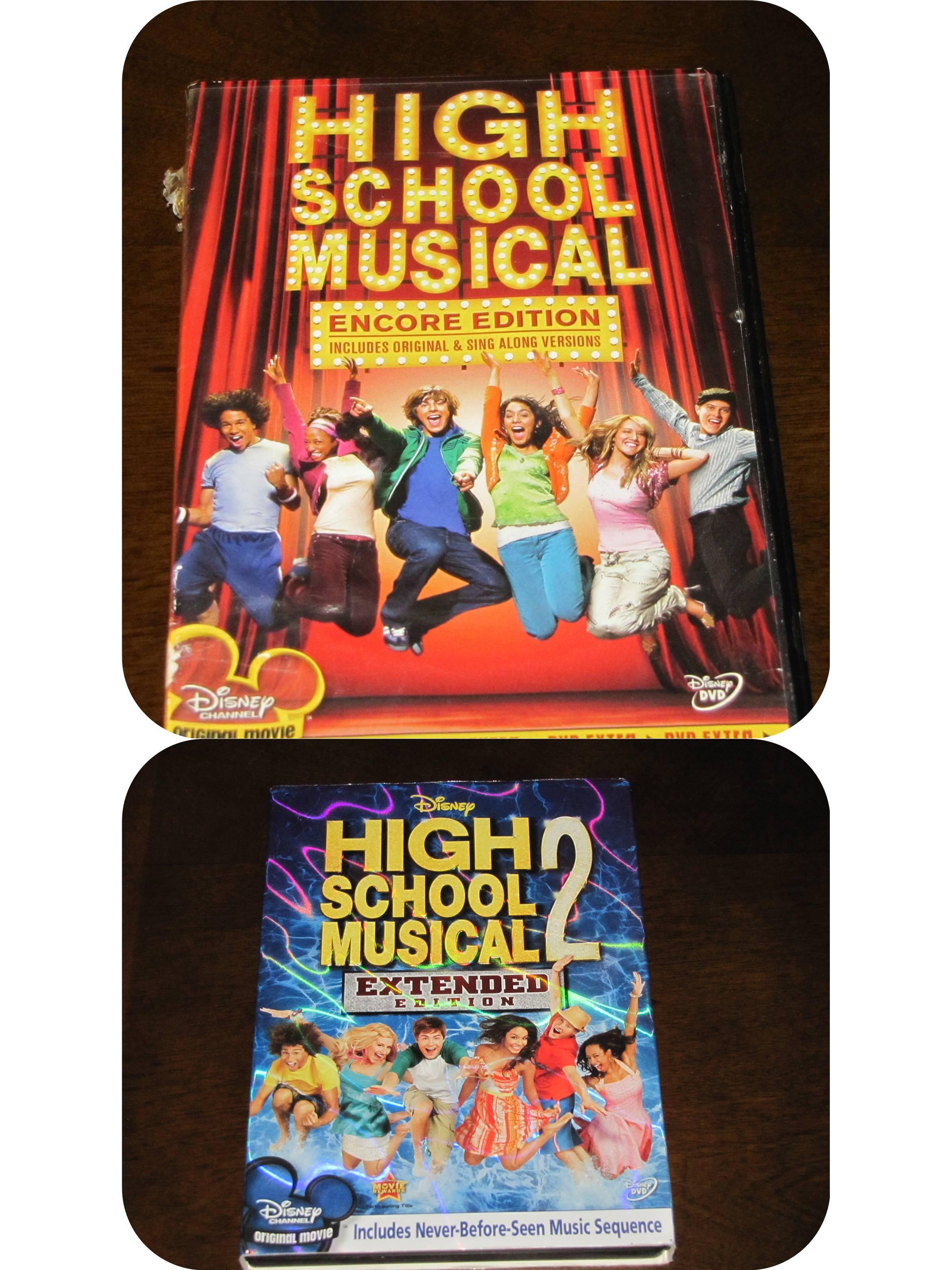 High School Musical I, II