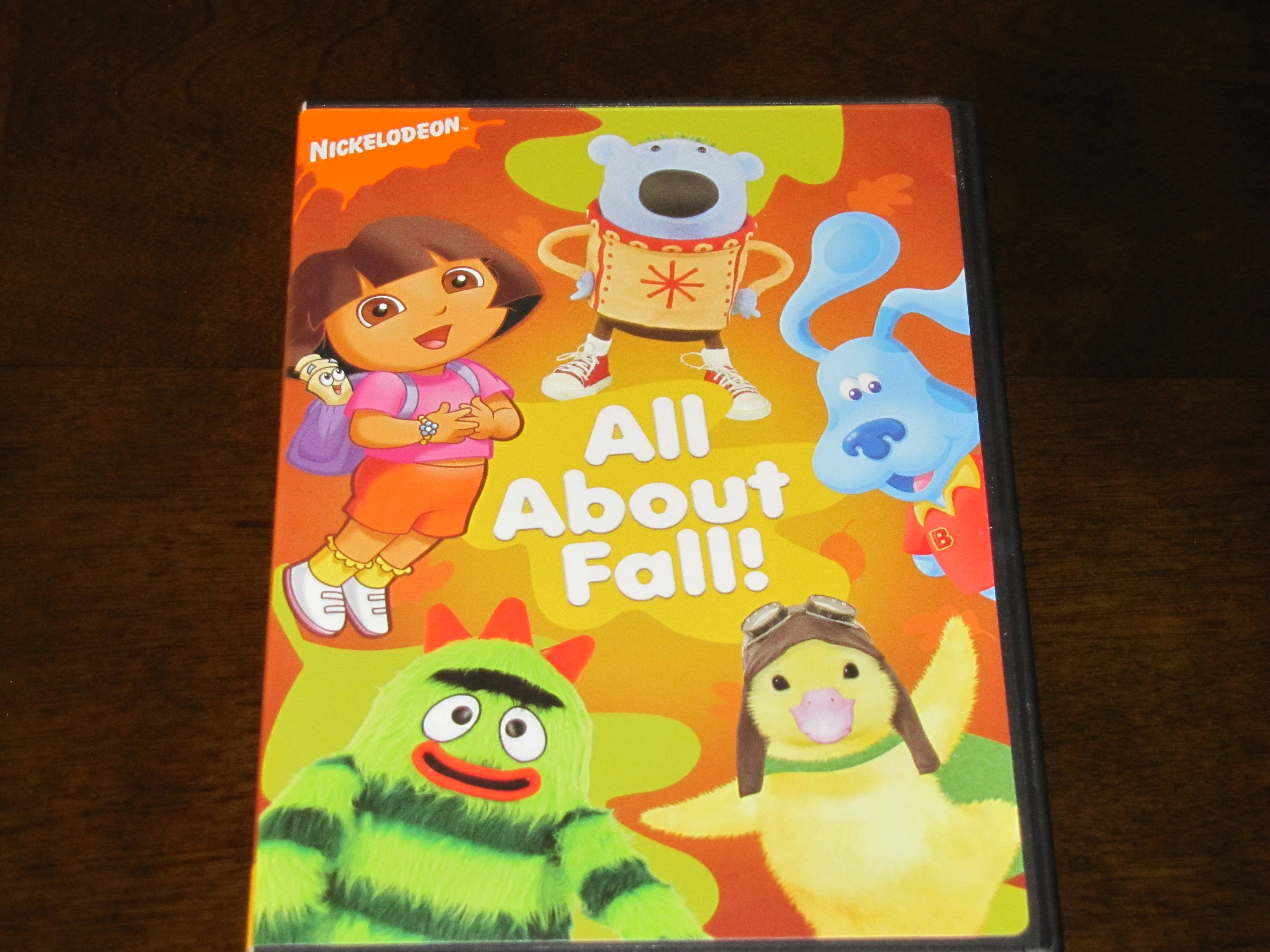 Nickelodeon All About Fall In Jimmersonlake S Garage Sale Angola In
