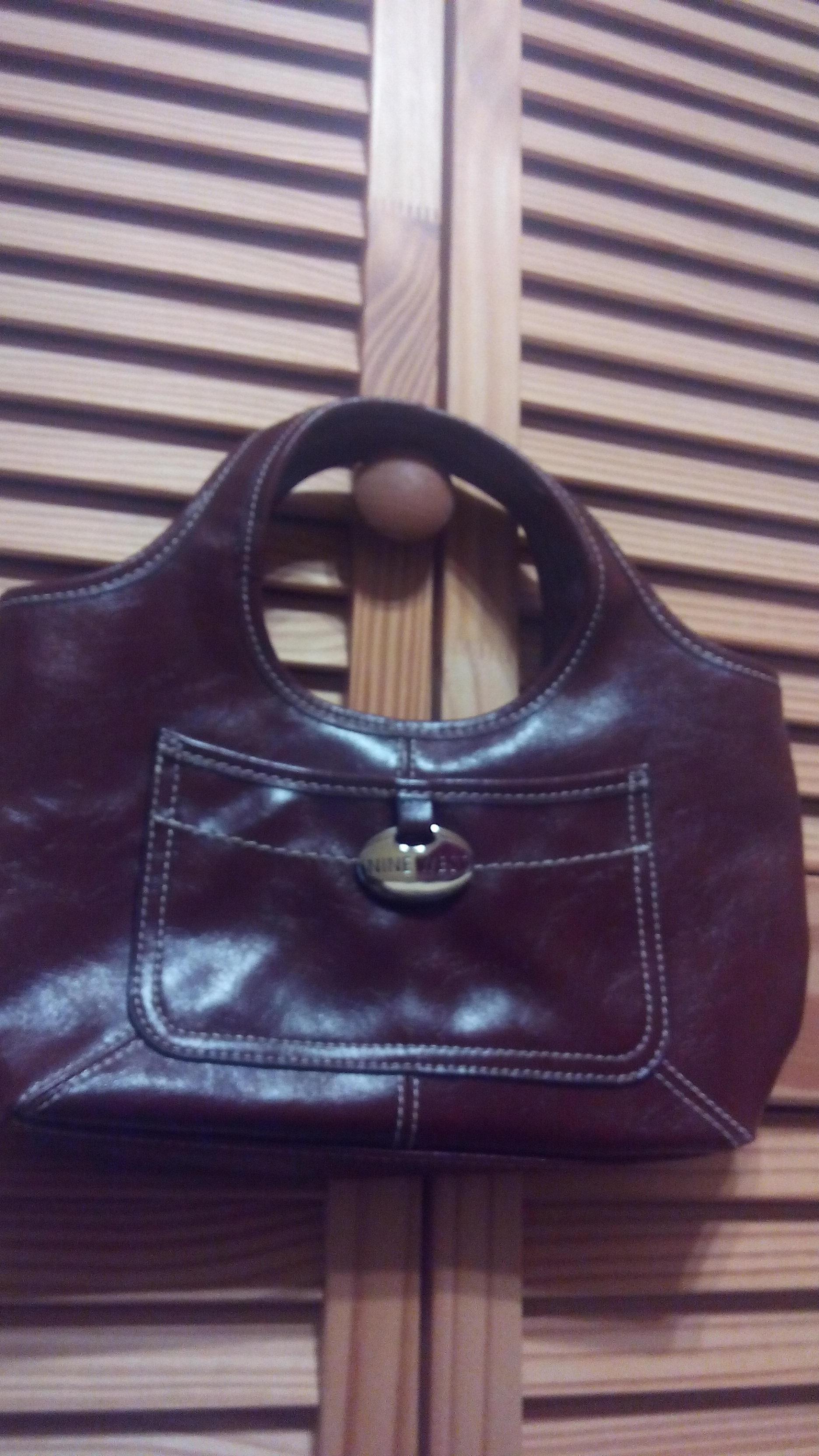 Brown Nine West purse