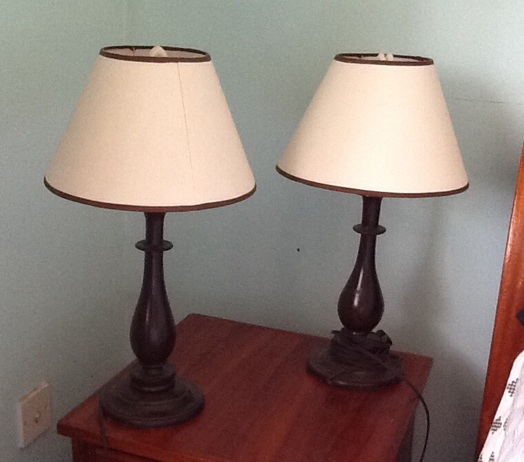 Table Lamps In Jackson2015s Garage Sale Limuru Nairobi Area