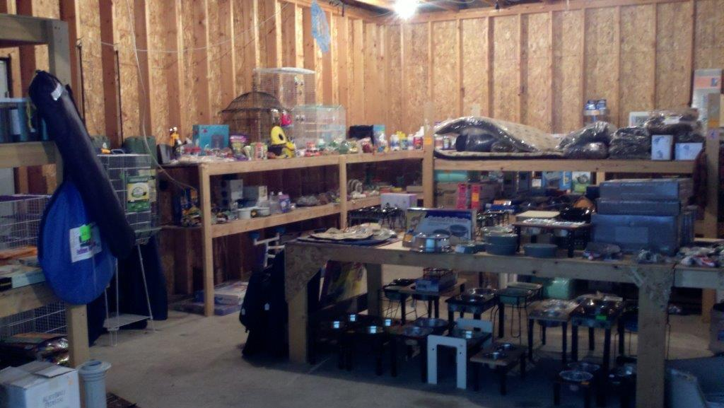 HUGE 3-DAY PET SUPPLY SALE - EVERYTHING MUST GO