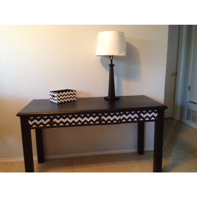 Chevron Desk Set