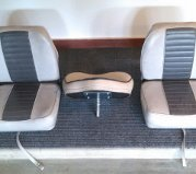 Boat Seat set