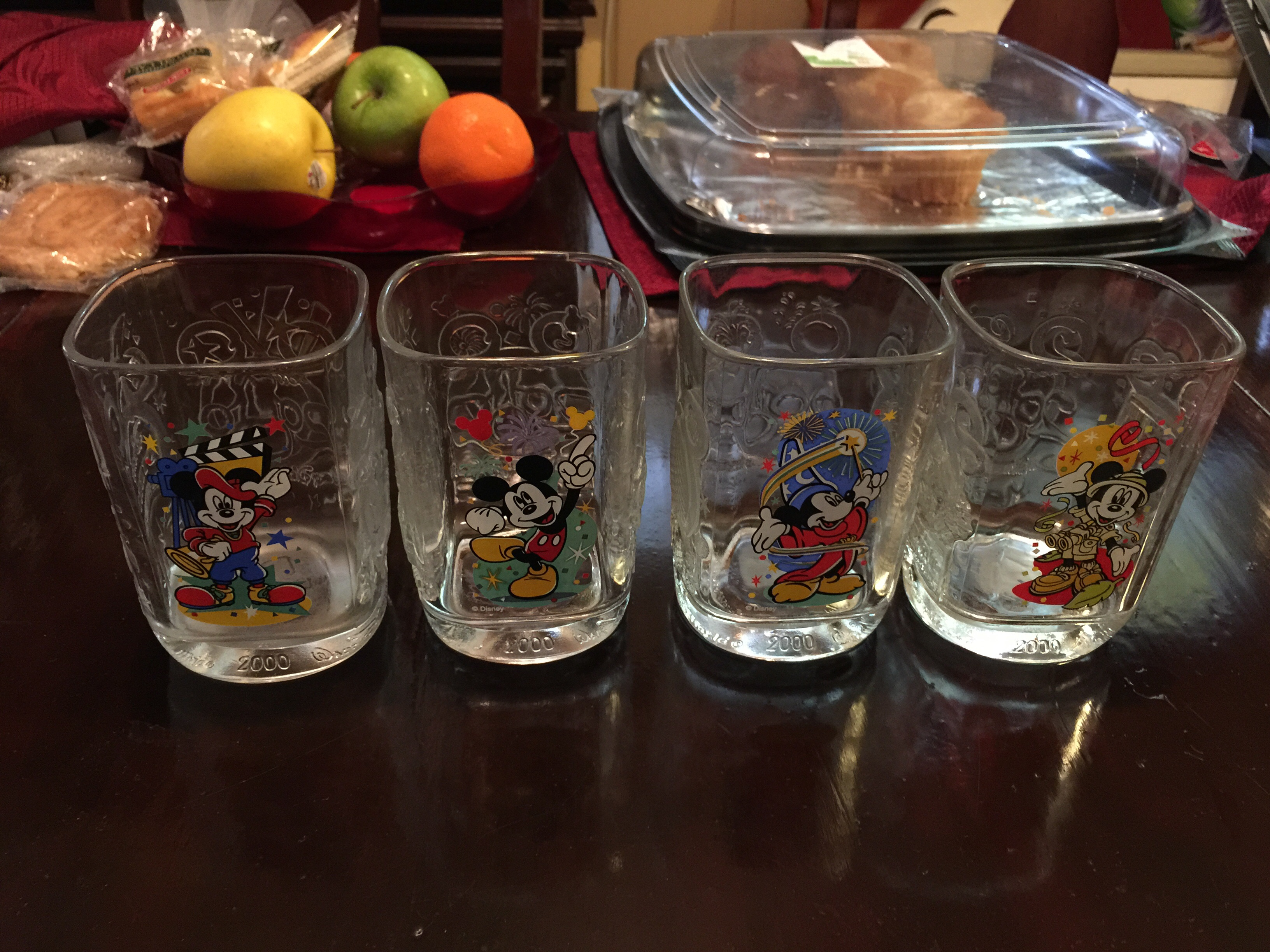 McDonald\'s glasses