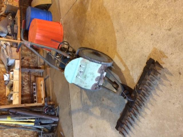 snowblower, compressor, grain bin, jari sickle mower