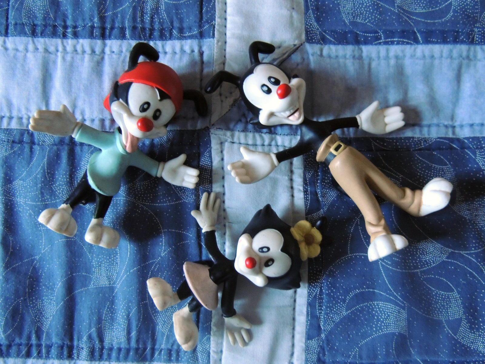 Animaniacs Bendable Action Figures