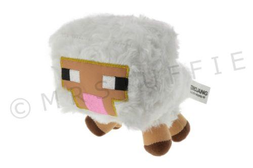 Minecraft Plush Lamb - New