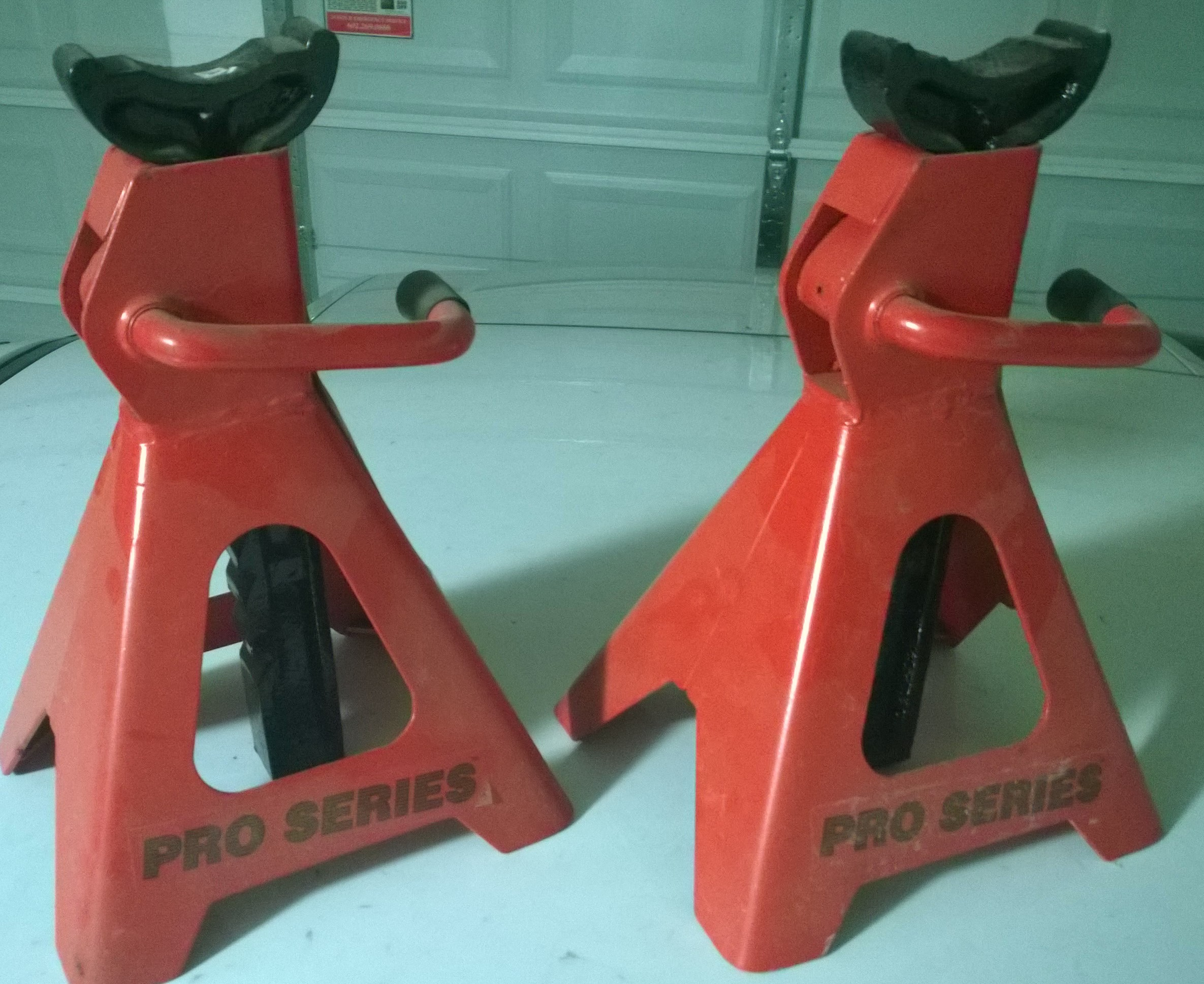 2 Ton Jack Stands