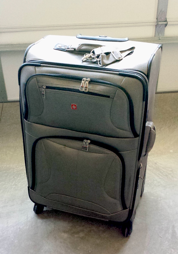 Suitcase - Large, Swiss Army