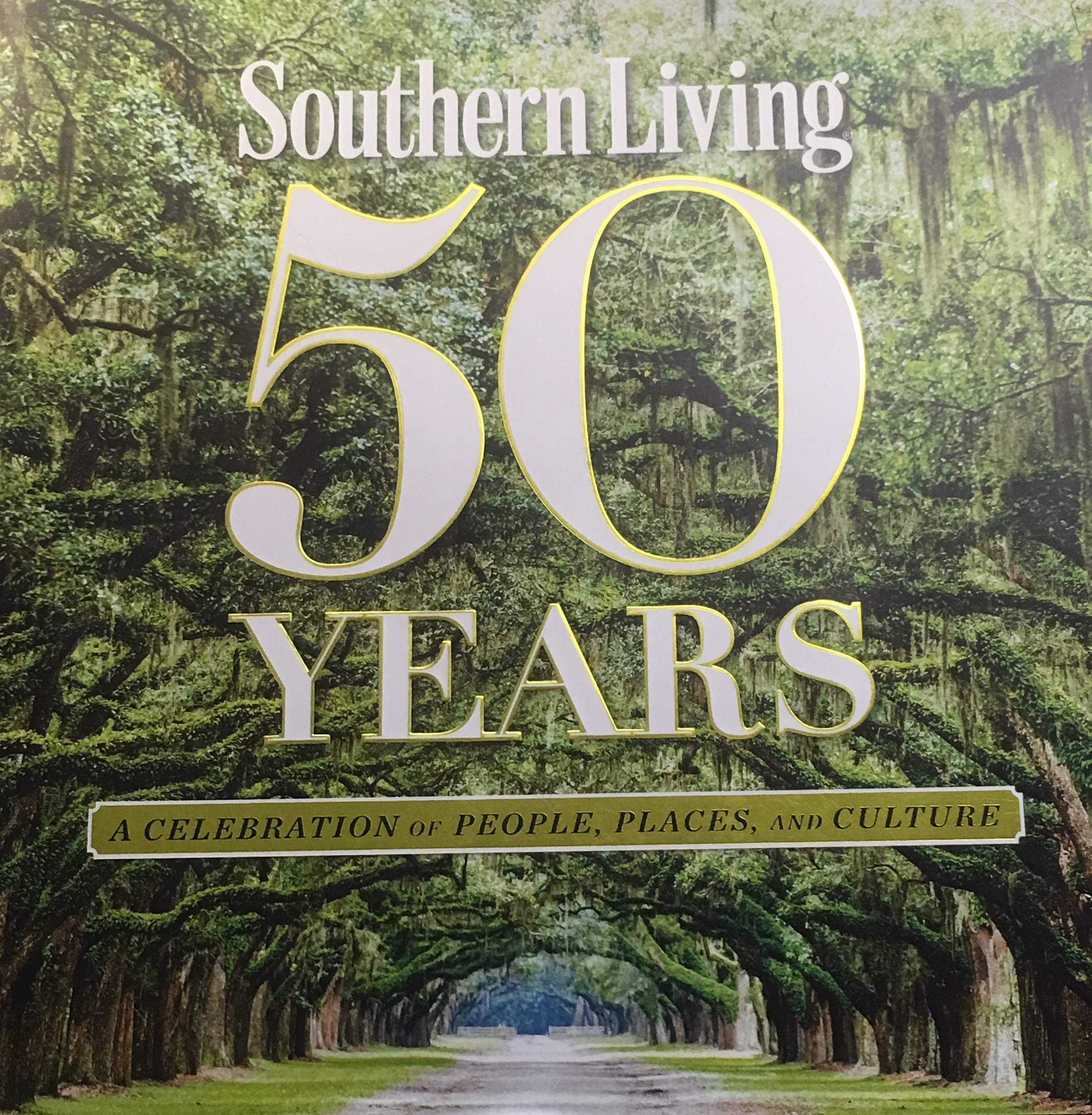 Southern Living 50 Years Book