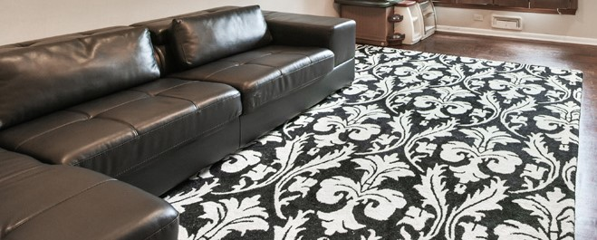 Contemporary Very Large Rug