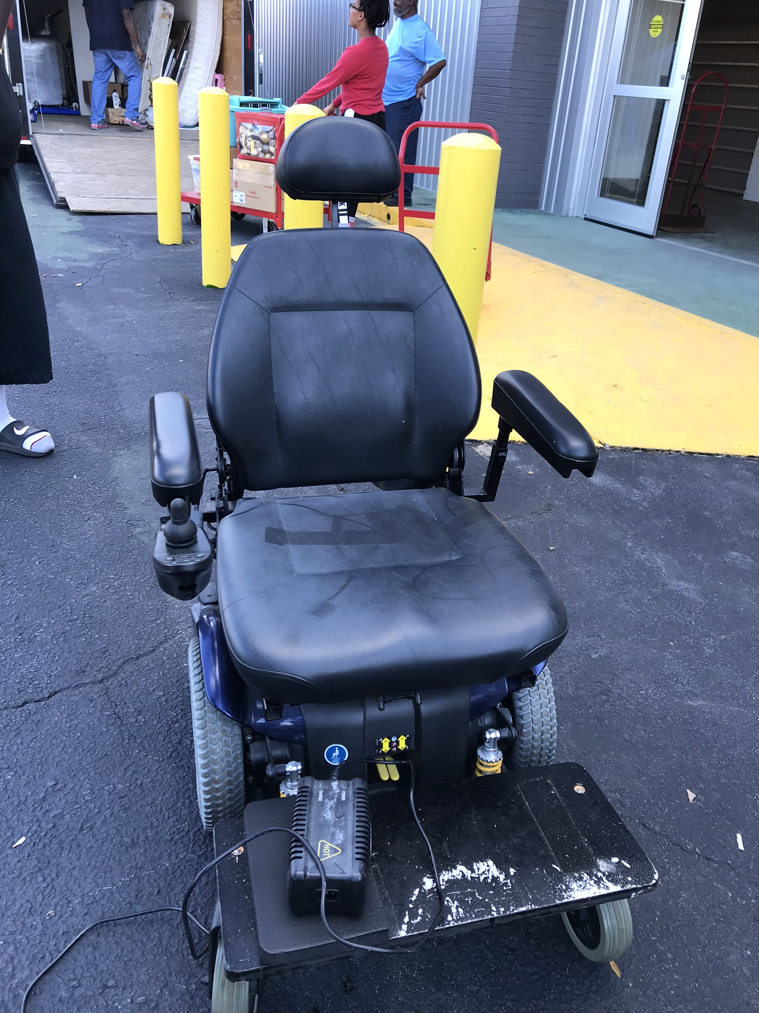 Bariatric Motorized Powechair