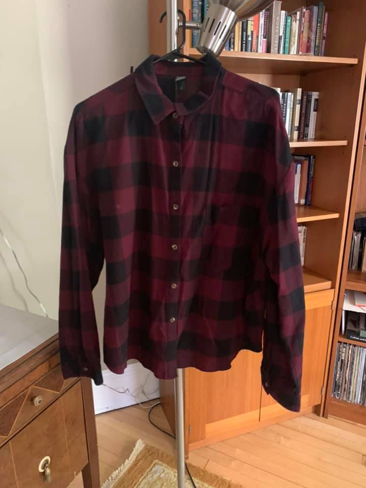 Wild Fable XXL flannel