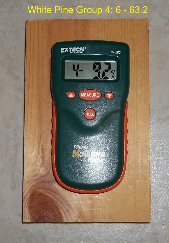 Moisture Meter; ExTech Pinless MO280