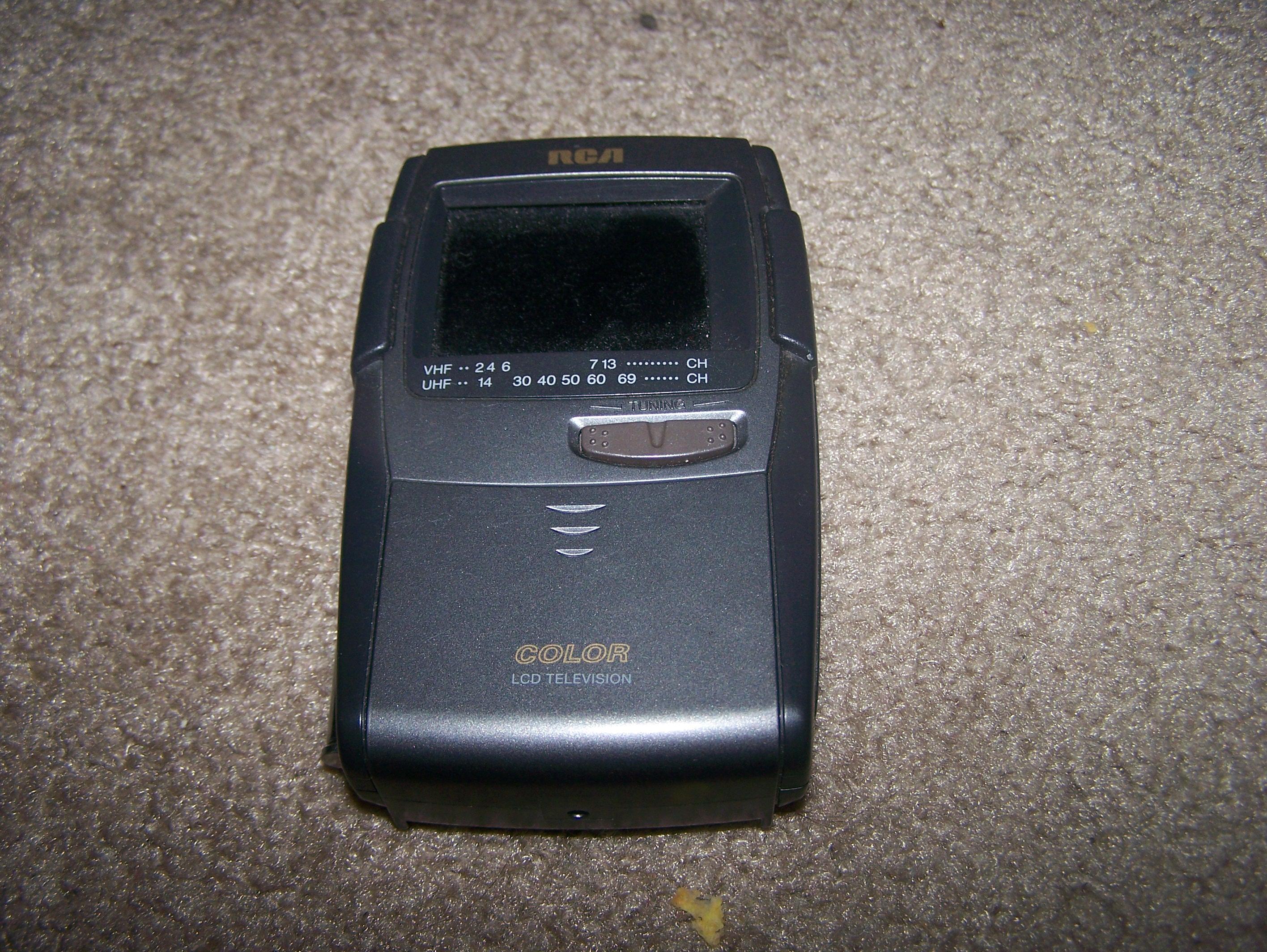 Pocket TV