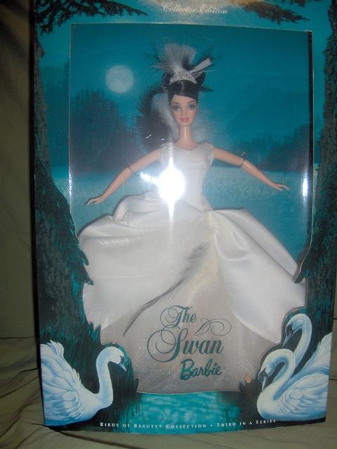 Swan Lake Barbie