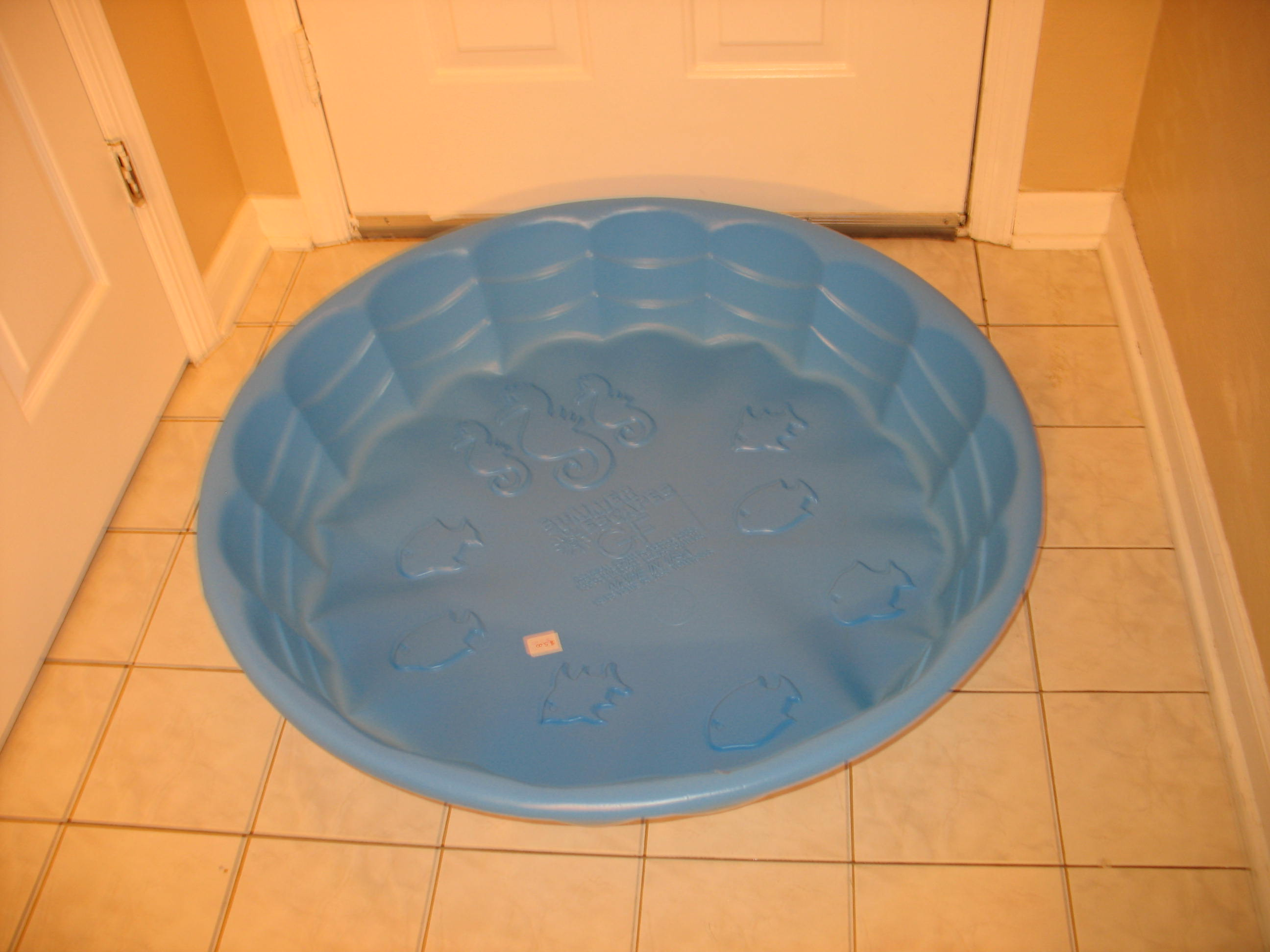 Plastic Pool For Kids Small