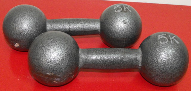 Dumbell Weights (037)