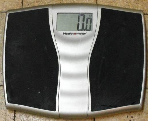Digital Scale (081)