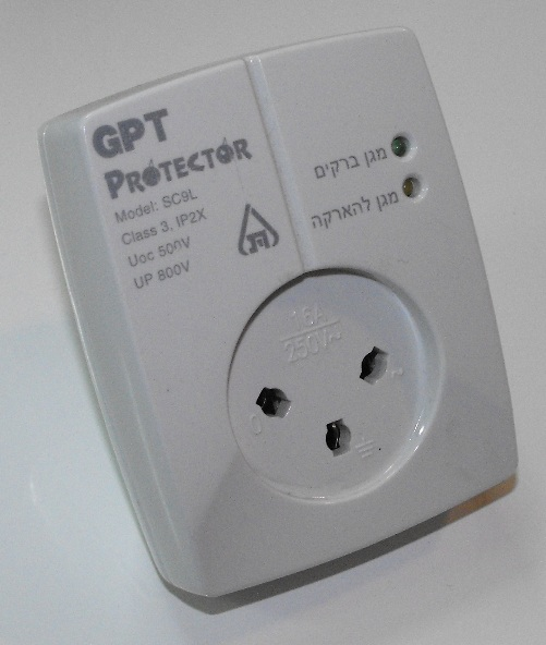 Surge Protector (085)