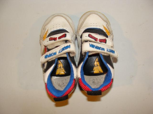 Men's Light Up Power Ranger Shoes by KickolasNage on Etsy: Halloween Idea, Men'S Lighting