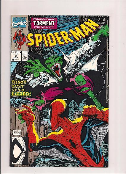 Spider-Man *Issue #2   *Marvel Comics