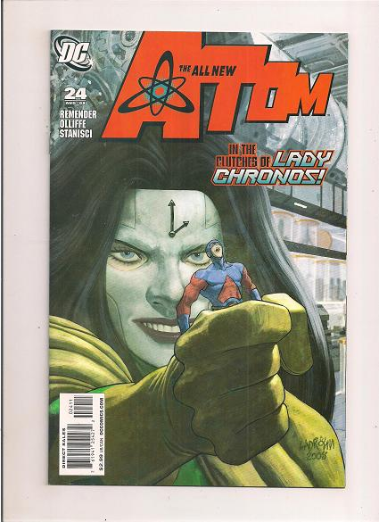 The All New ATOM *Issue #24