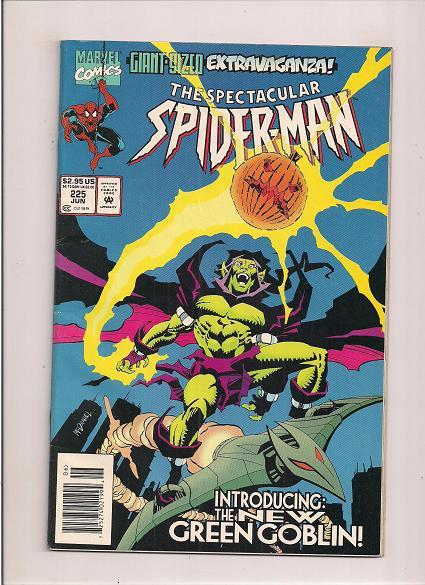 Spectacular Spider-Man *Issue #225 *Marvel Comics