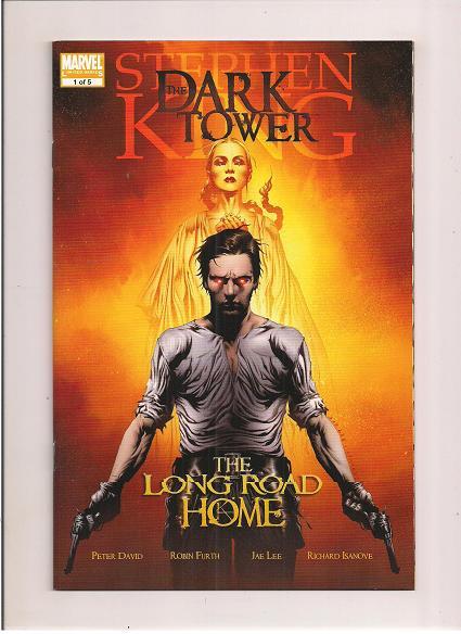 Dark Tower   *Issue #1   *Marvel Comics