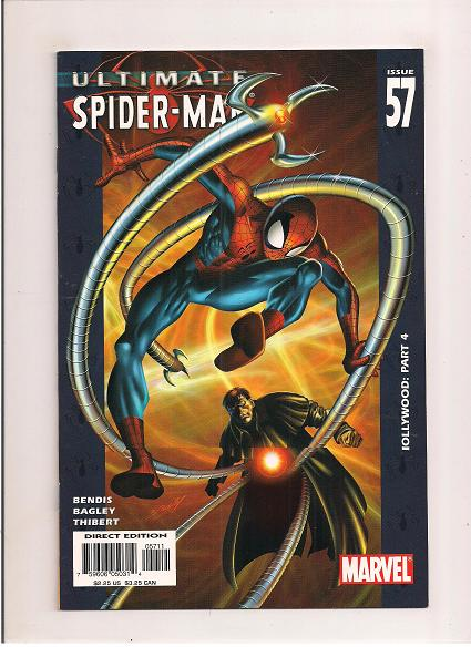 Ultimate Spider-Man   *Issue #57    *Marvel Comics