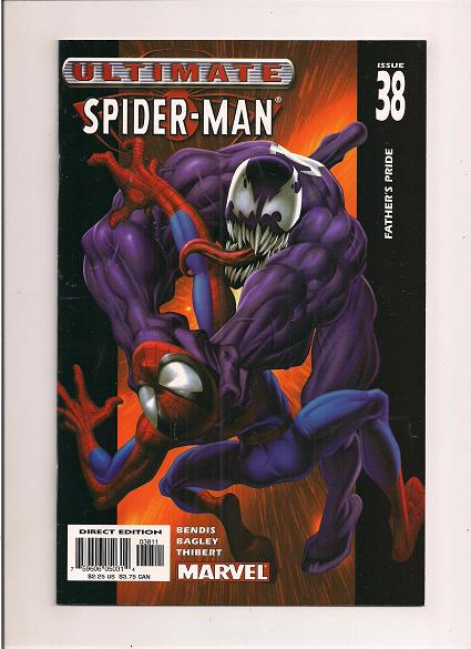 Ultimate Spider-Man   *Issue #38    *Marvel Comics
