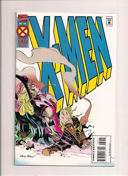 X-Men *Issue #39  *Marvel Comics