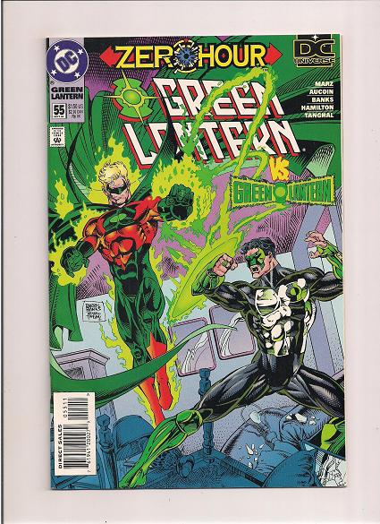 Green Lantern *Issue #55   *DC Comics