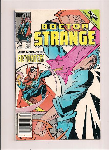 Doctor Strange  *Issue #74   *Marvel Comics
