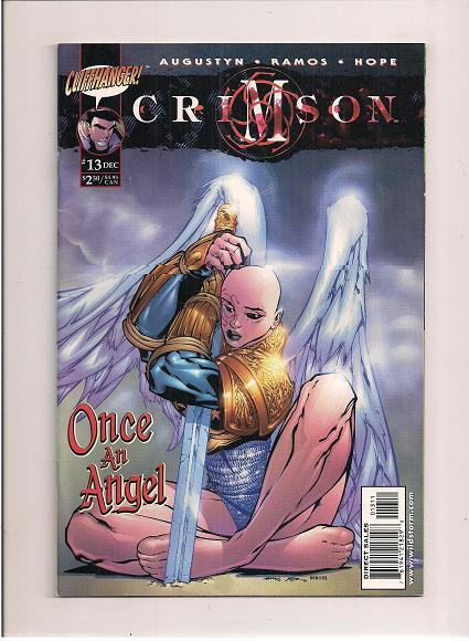 Crimson *Issue #13   *Wildstorm Comics