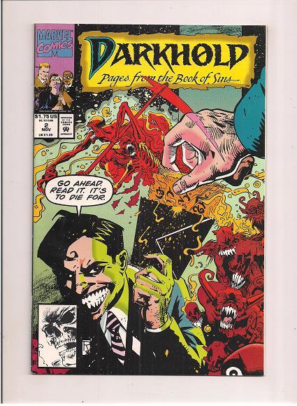 Darkhold *Issue #2   *Marvel Comics