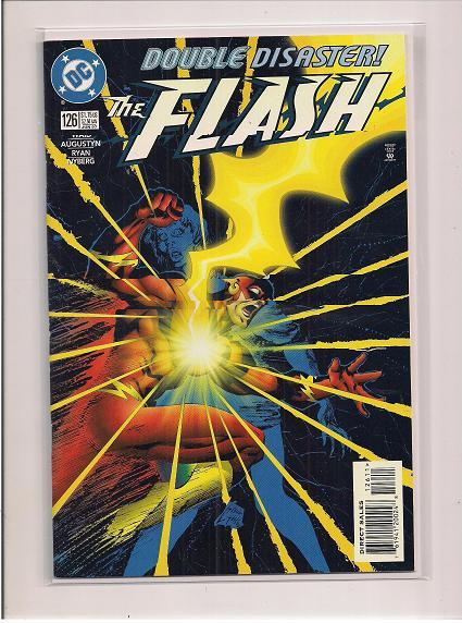 Flash  *Issue #126    *DC Comics