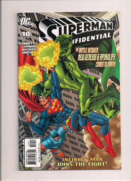 Superman Confidential  *Issue #10   *DC Comics