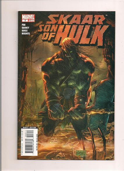 Skaar,Son of HULK  *Issue #3    *Marvel Comics