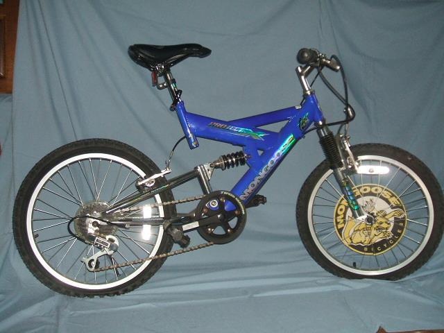 Old Mongoose Bike Mongoose Bike Project x