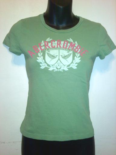 Lot of 2 Abercrombie & Fitch t-shirts
