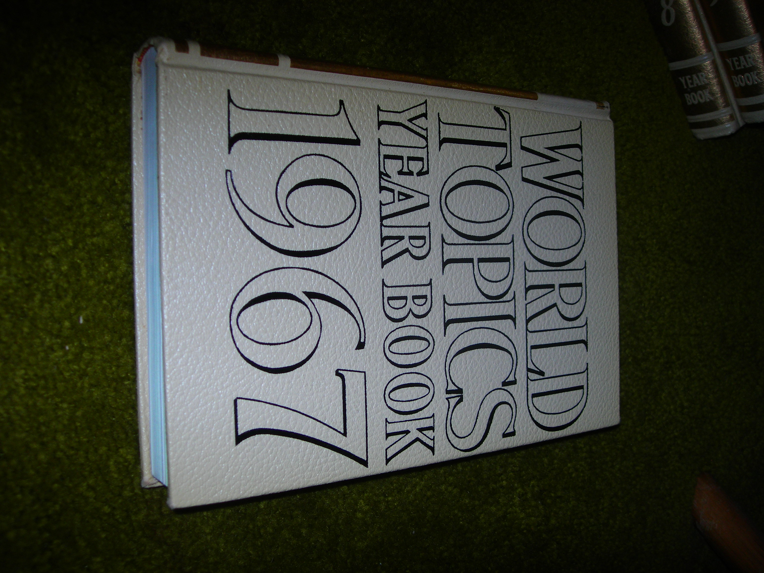 World Topics Year Books
