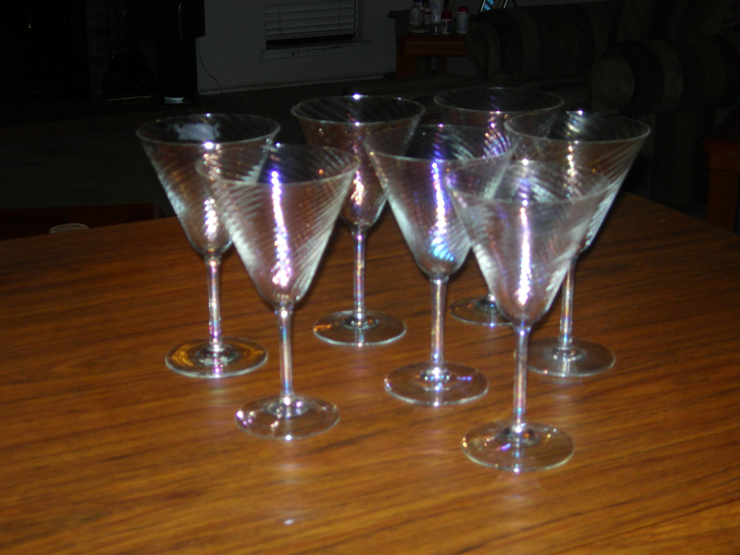 Fostoria Glasses (7)