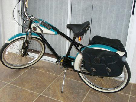 harley-davidson bicycle in thisismygargesale's garage sale allen