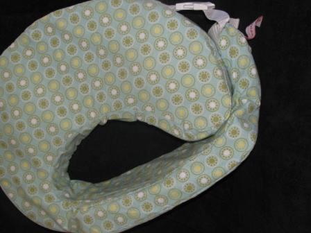 My Brest Friend Delux Breast feeding pillow LIKE NEW!!