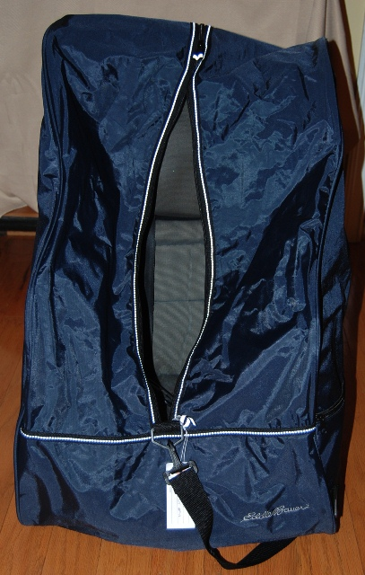 Ed Bauer Car Seat Travel Bag In Lewis Garage Fayetteville Ga